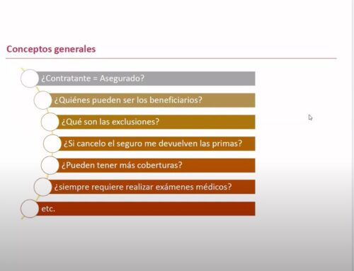Webinar: Analítica Actuarial y Seguros de Vida [VIDEO]