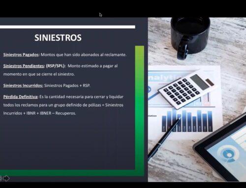 Webinar: Introducción a las reservas técnicas [VIDEO]